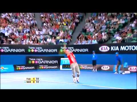 Jo-Wilfried Tsonga - Summer (HD)