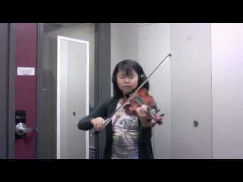 Gym Class Heroes ft. Adam Levine - Stereo Hearts (Violin Cover...