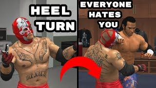 5 Times WWE Games Punished YOU For Turning Heel