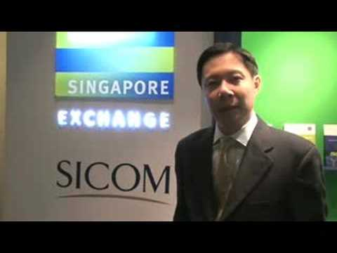 Dominic Lim, Singapore Exchange