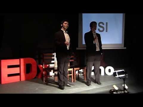 ¿Se Puede Entrenar a la Mente para Ser Exitosos?: Gonzalo Le Blanc & Daniel West at TEDxDurazno