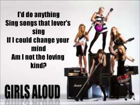Girls Aloud - The Loving Kind Lyrics video