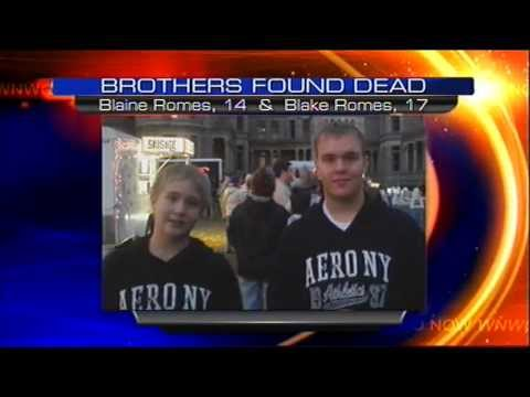 The mother of two Putnam County brothers found dead last week calls 911 to report them missing.