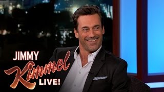 Jon Hamm Liked The Mad Men Finale