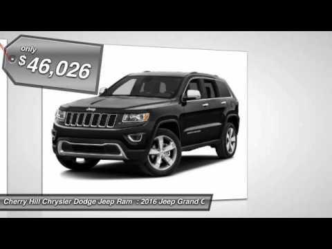 2016 Jeep Grand Cherokee Cherry Hill NJ 319250