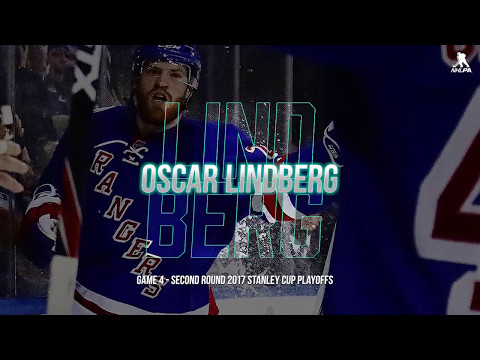 Oscar Lindberg | Playoff Performer of the Night