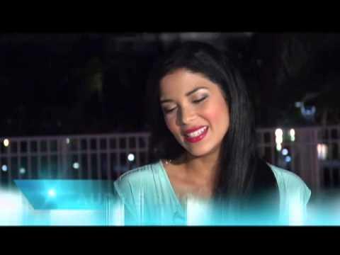 Audris Rijo @AudrisRijo @luzgarciatv Entrevista 1/2 Noche De Luz