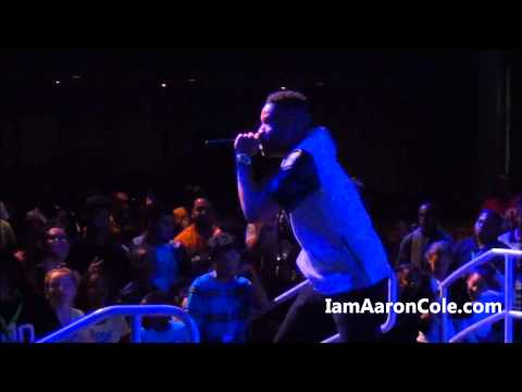 Aaron Cole Worship Experience at Beats Youth Conference Part 3