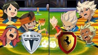 Inazuma Eleven Summer League ~ Tesla FC vs Ferrari FC ※Pokemon Anchor※