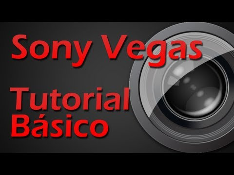 Video aula Sony Vegas Tutorial Bsico