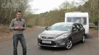 Practical Caravan | Ford Mondeo TDCi Powershift | Review 2012
