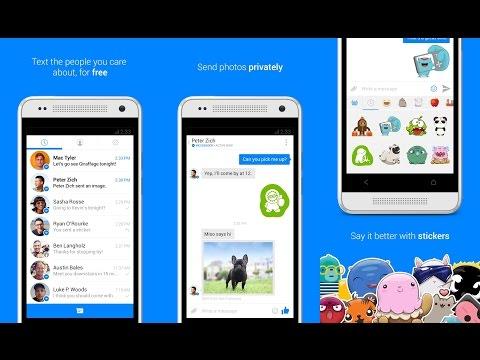 Facebook Messenger Hits One Billion Downloads