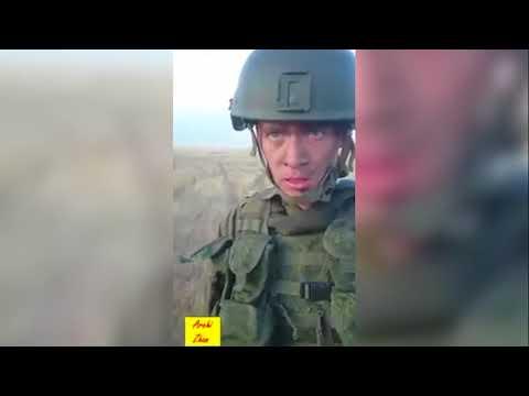 Солдат разогрел еду и сжег БТР