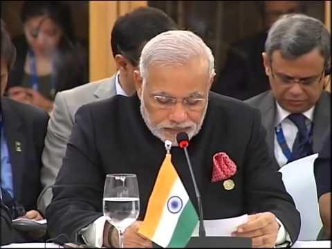 PM Narendra Modi's address during informal meeting of BRICS leaders