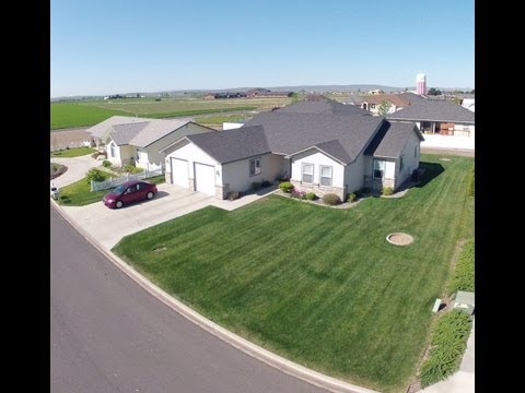 620 S. 20th Ave - Othello, WA is SOLD!!! Check it out from the sky!