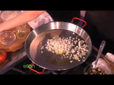 Gwyneth Paltrow Cooks with Ellen