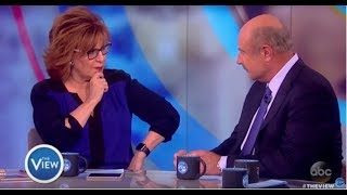 DR  PHIL OBLITERATES JOY BEHAR AFTER SHE TRASHES TRUMP!