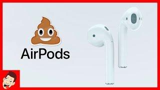 AirPods – НИ В КОЕМ СЛУЧАЕ НЕ ПОКУПАЙ наушники apple!