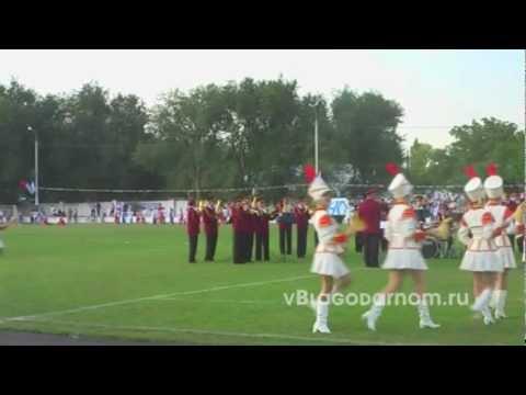 IX сельские спортивные игры Ставропольского края
