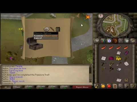 Runescape 2007-15 clue scroll rewards-Commotive