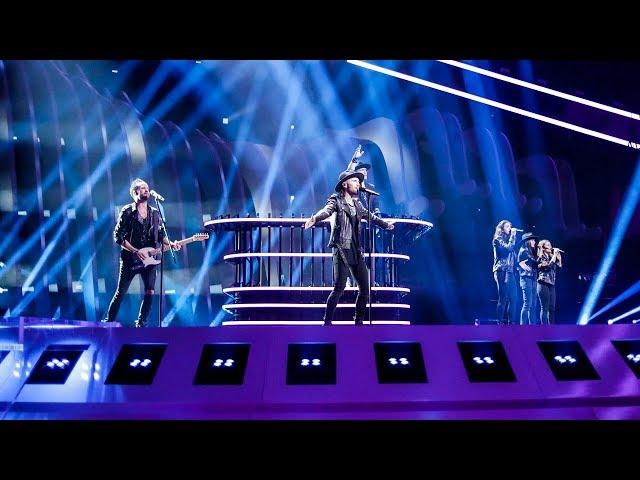 Eurowizja 2018: Próba generalna