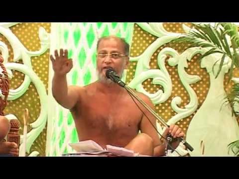 #digamber Jain Muni Shri Pulak Sagar Ji Maharaj (guru Pooja & Pravachan) video