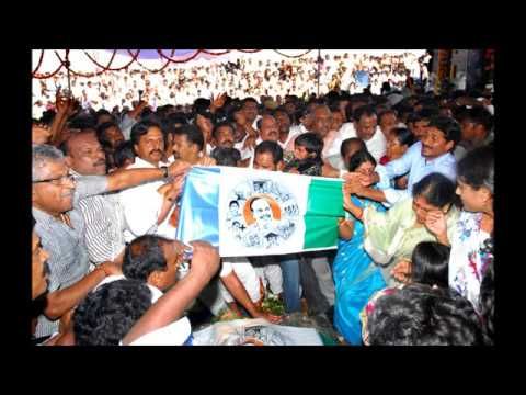 Ys Jagan Song Latest.wmv video