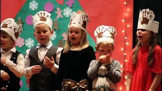 Liyla's Kindergarten Christmas Program