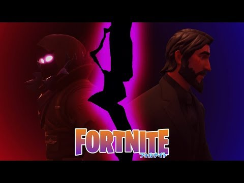 【MAD】FORTNITE ANIME OPENING - 「GUREN」BY DOES  [FANMADE]