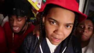 """Young M.A """"10 Bands x Brooklyn Poppin"""" (Freestyle Music Videos)"""