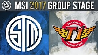 TSM vs SKT post match interview (ENG/BR)