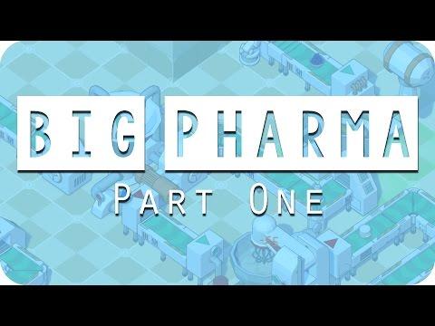 Big Pharma Gameplay - #01 - Ctop's Crazy Consumables!