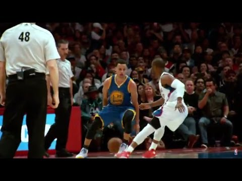 Top 10 Crossovers: 2014-2015 NBA Regular Season