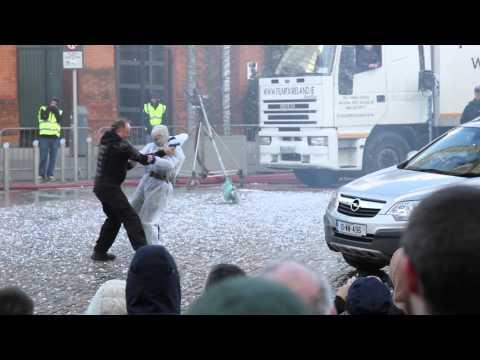 Pyrotechnics & Pistols