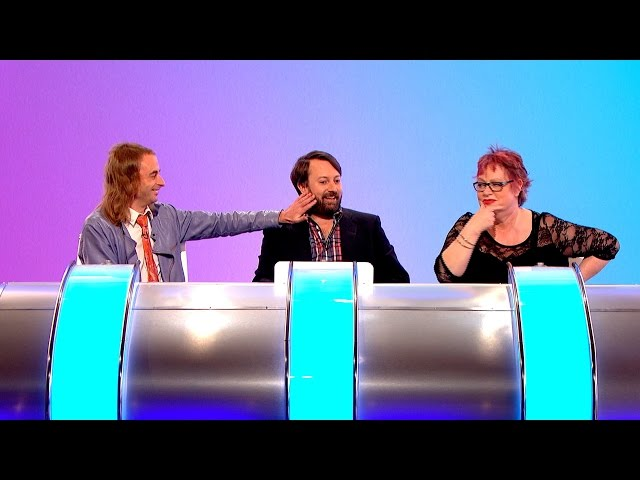 Is Paul Foot repulsed by beards? - Would I Lie To You?: Series 8 Episode 7 - BBC One