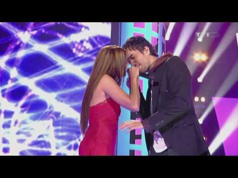 [HD] Nadiya & Enrique Iglesias - Tired Of Being Sorry (LDDO 2009)