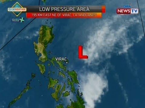 BT Weather update as of 1154 a.m. January 22, 2019