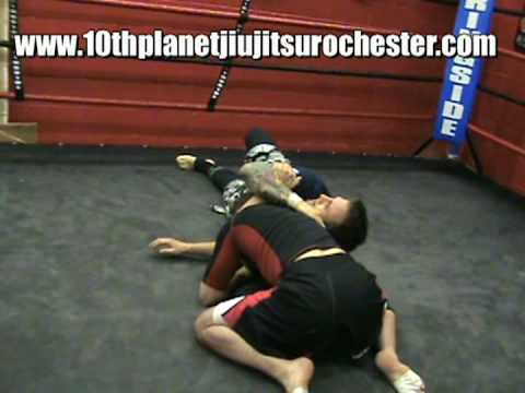 10th Planet Jiu Jitsu Technique: Side Control Escape Image 1
