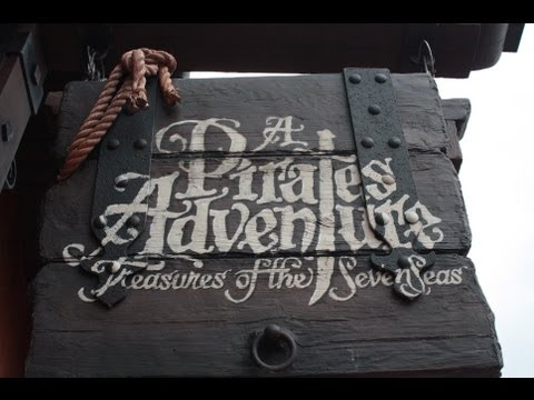 Photo Finds: Pirate's Adventure interactive game - Maps and More - May 13, 2013