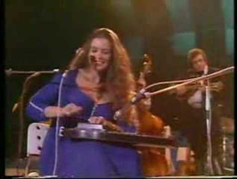 June Carter Cash - Autoharp Instrumental