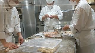 Soup dumplings小笼包 Suzhou 苏州