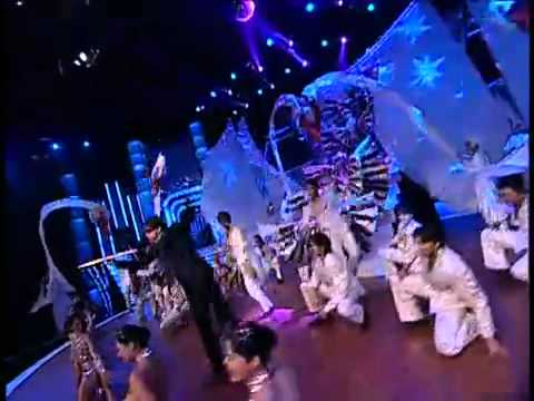 Shiamak on Dance India Dance mpg
