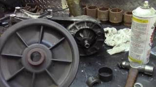1992 Ford f150 Power Steering Pump Replacement Bronco