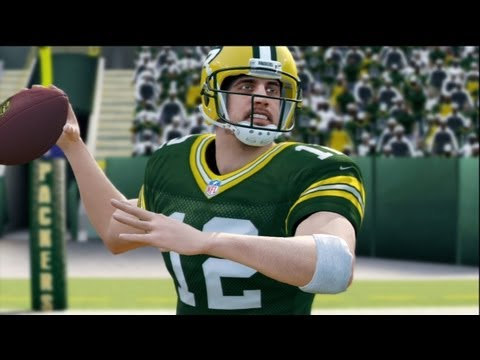 Madden NFL 13: MrHurriicane DOMINATES With the PACKERS?! (GB vs MIN) (CAR vs SEA)