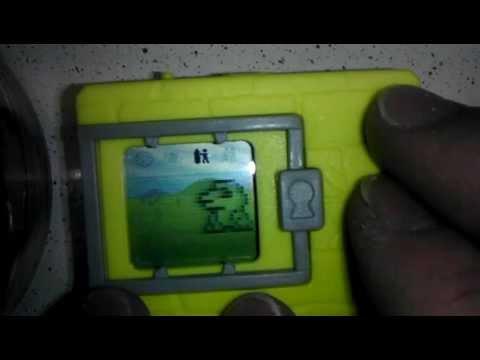 Digimon Digivice 1997 Digimon Original 1997 Yellow