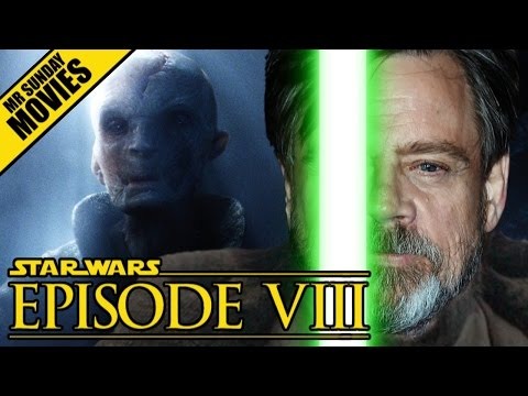 STAR WARS EPISODE VIII Predictions (With Kristian Harloff)