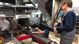 BMW E30 M3 Restored by Taipei Fu Cheng Motors 2017 part 5  Restoration Project