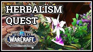 Ghost Busting WoW Herbalism