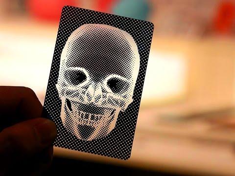 X-Ray Cards!!! -- LÜT #44