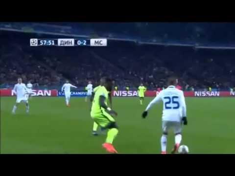 Динамо Киев 1:3 Манчестер Сити